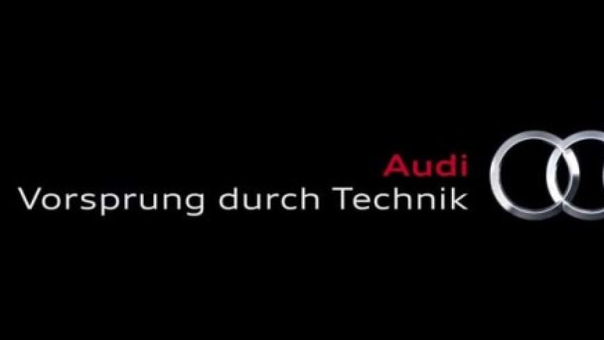 Postproduktion für Audi