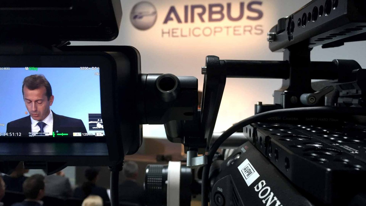 Ansprache bei Airbus Helicopters