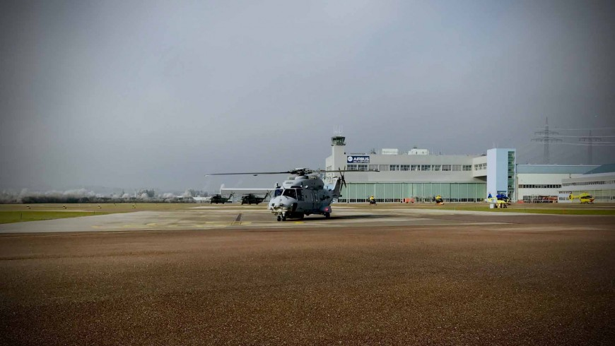 Erstflug NH90 Sea Lion