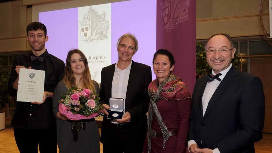 Kulturpreisverleihung Landkreis Starnberg
